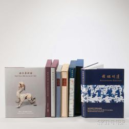 Four Books on Chinese Porcelain Collections